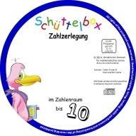 Schüttelbox-PC-Programm Zahlzerlegung aus dem Schüttelbox-Programm