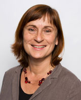 Martina Schneider, Referentin des Zentrums Köln